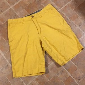 Banana Republic Gavin cotton shorts size men's 32